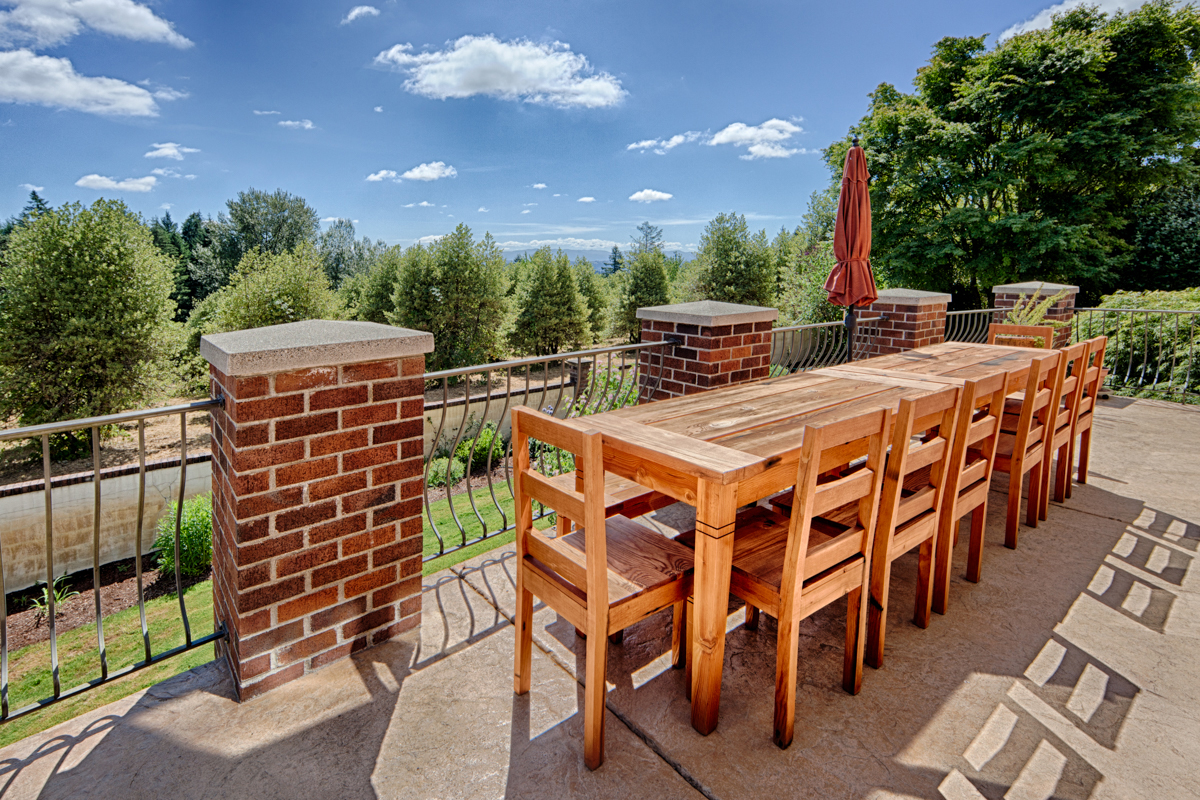 Outdoor Wood Patio Furniture | All Wood Types